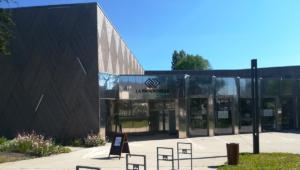 Espace culturel Metropolitain La Parenthese à Ballan-Miré